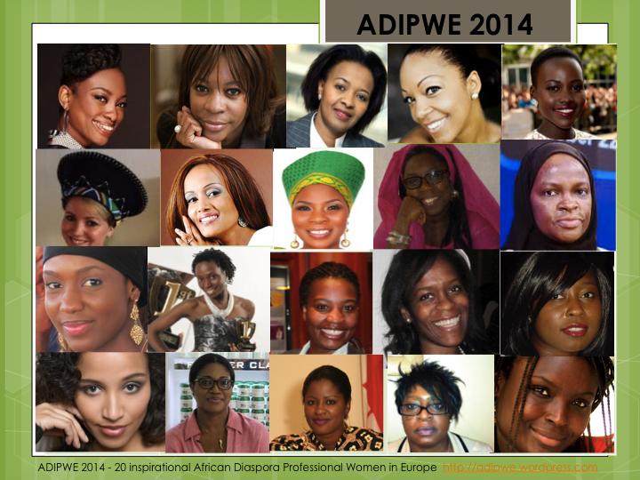 Adipwe 2014 list of 20 inspirational women