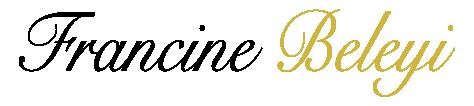 Francine Beleyi Website Retina Logo