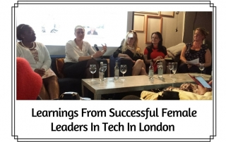 Croydon tech city- female tech entrepreneurs