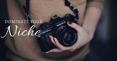 Dominate your niche