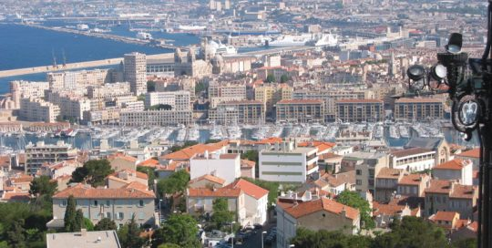 Personal branding tour in Marseille