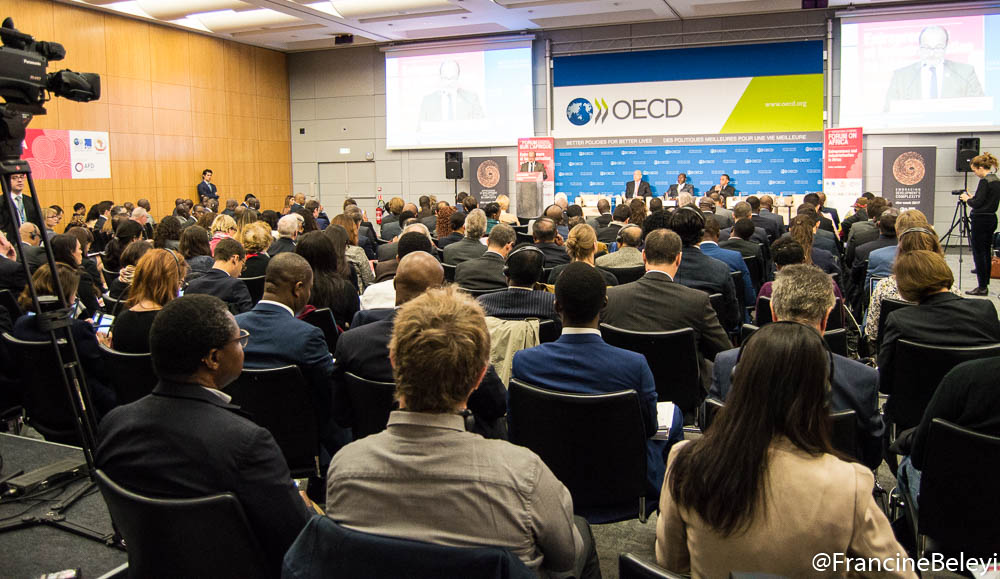 Africa forum 2017 participants OECD Centre Paris