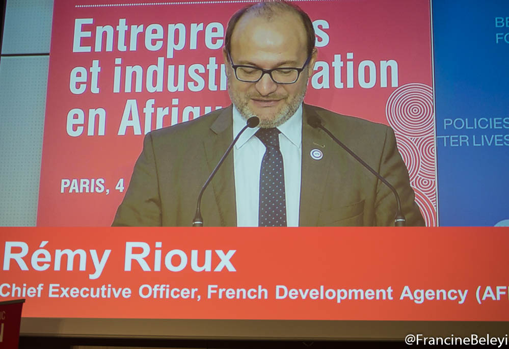 Rémy Rioux, Chief Executive Officer, French Development Agency (AFD)