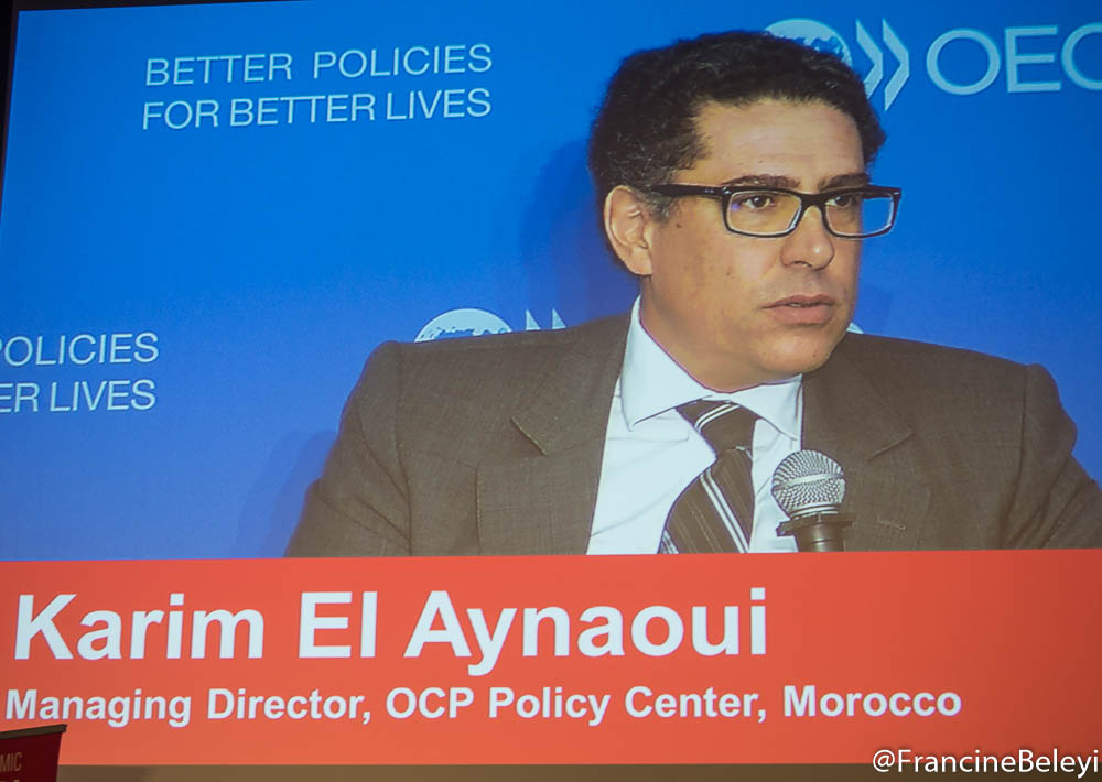 Karim El Aynaoui, Managing Director, OCP Policy Center, Morocco