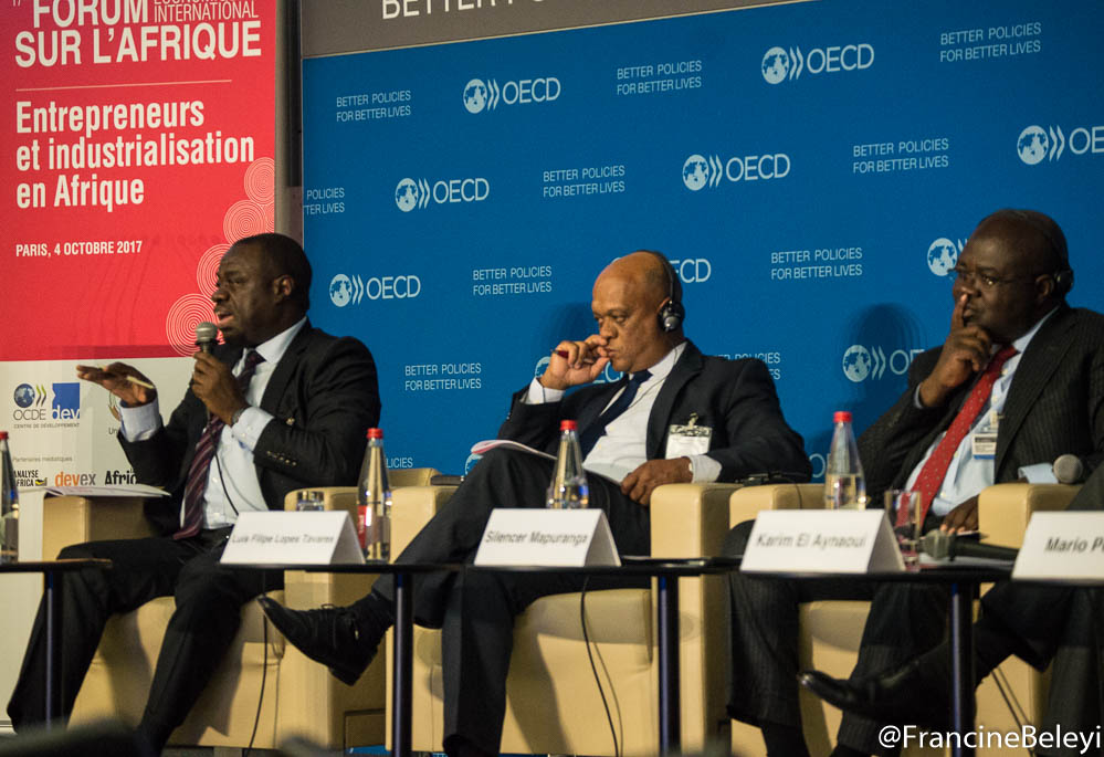 Panel 1 - Can entrepreneurs drive Africa's industrialisation?