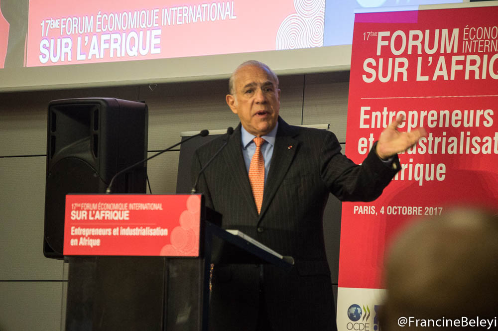 Angel Gurría, Secretary-General OECD