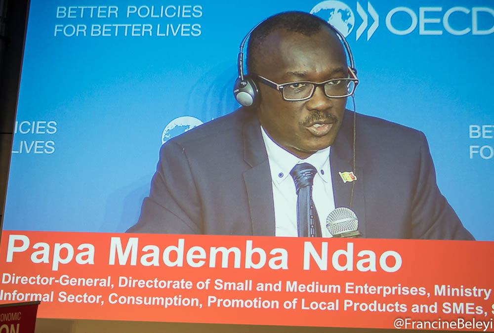 Papa Mademba Ndao, Director-General, Directorate of SME, Ministry of Trade, Informal Sector, Consumption, Promotion of Local Products and SMEs, Senegal