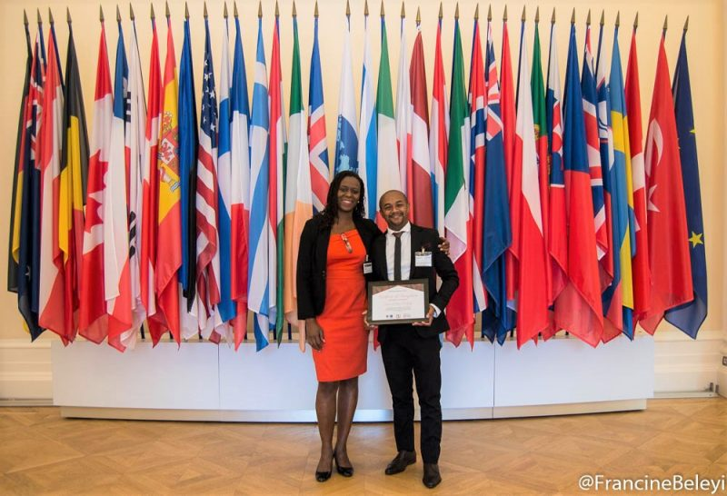 Francine Beleyi & Yvan Soufaly (WINNER* OECD Africa Forum Video Contest)