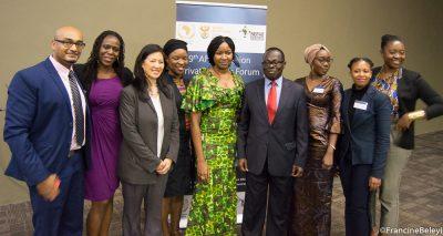 Africa digitalisation & entrepreneurship - Francine Beleyi