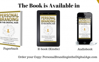 personal branding in the digital age book launch