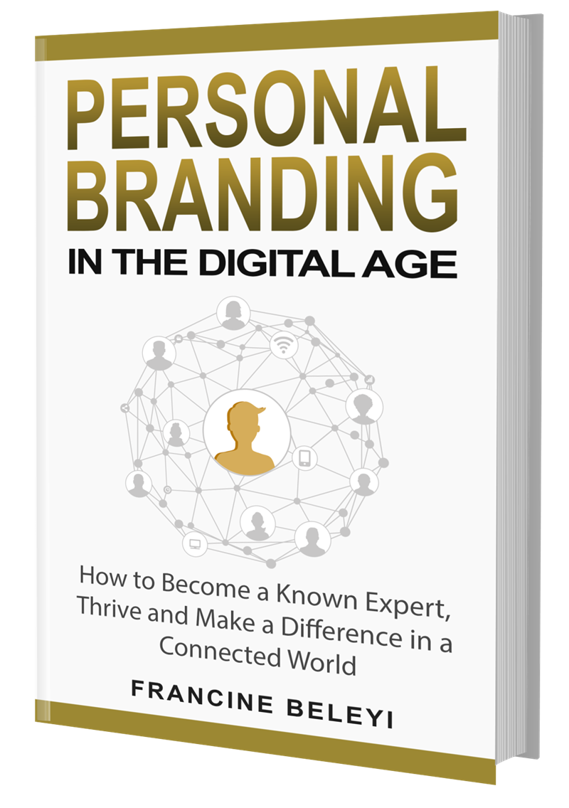 personal branding in the digital age paperback book
