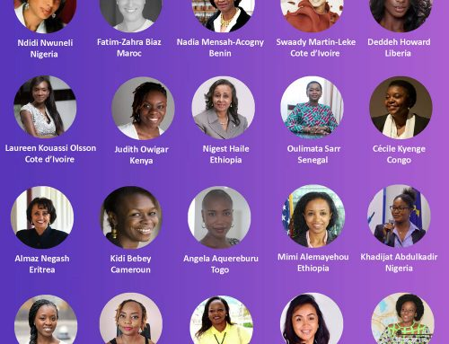 Top 20 African Women ADIPWE 2018  list