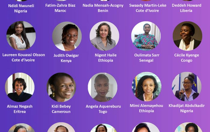 Adipwe 2018 top 20 African women list