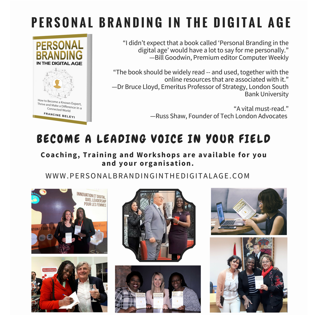 personal branding book signing