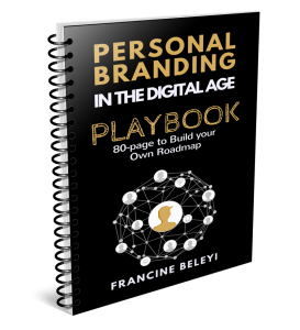 Playbook personal branding in the digital age