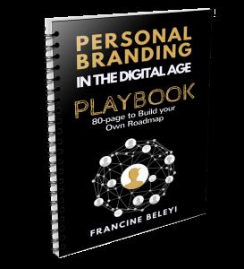 Playbook personal branding in the digital age