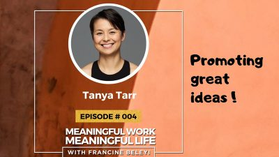 #MWMLPodcast guests Tanya Tarr