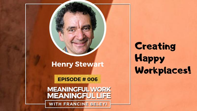 MWML Podcast guest Henry Stewart