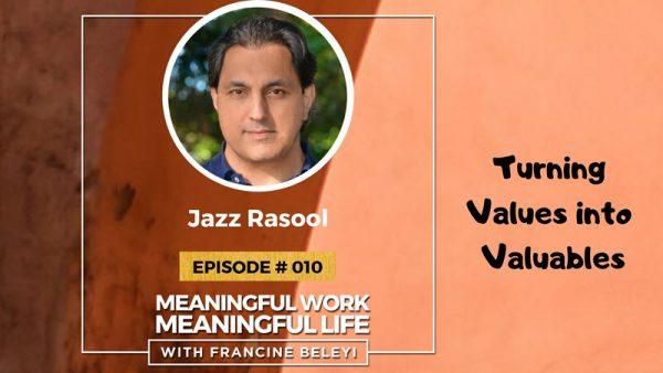 MWML Podcast guest Jazz Rasool