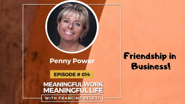MWML Podcast guest Penny Power