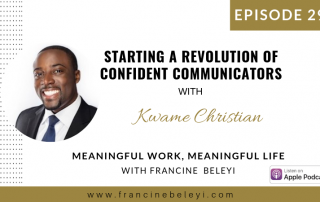MWML podcast Kwame Christian new