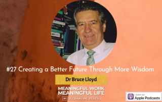 MWML Podcast Dr Bruce Lloyd