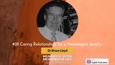 MWML Podcast Dr Bruce Lloyd part 2