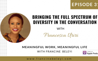 MWML podcast Francesca Uriri web