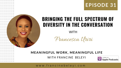 MWML podcast Francesca Uriri web