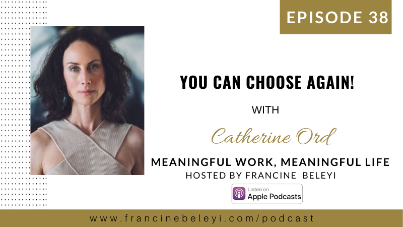 Catherine Ord & Francine Beleyi MWML podcast