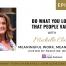 Michelle Clarke & Francine Beleyi MWML podcast