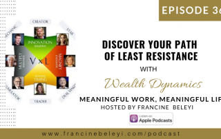 Wealth dynamics MWML podcast