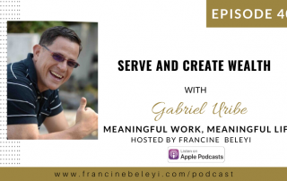 Gabriel Uribe & Francine Beleyi MWML podcast