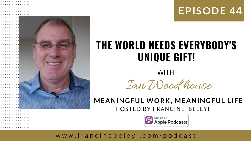 Ian Woodhouse & Francine Beleyi MWML podcast