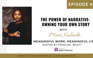 Mimi Kalinda, power of narrative, Changing the Narrative of Africa, storytelling, authenticity