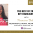 Francine Beleyi MWML podcast - Best of 2019