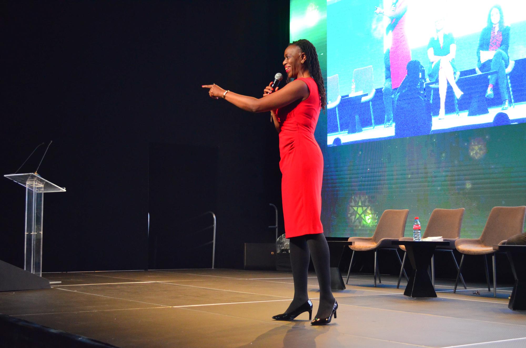 Francine Beleyi speaker 1