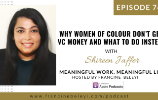 76 MWML Why women of colour dont get VC money - Shireen Jaffer
