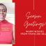 Francine Beleyi Wishes Happy xmas