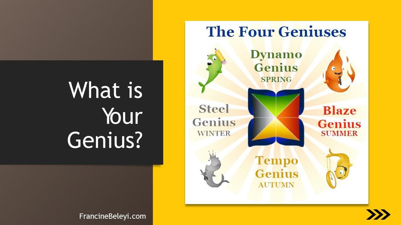 4 geniuses to wealth
