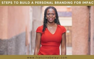the 7 steps to build your personal branding